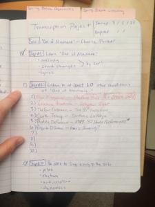 Transcription Process p.1