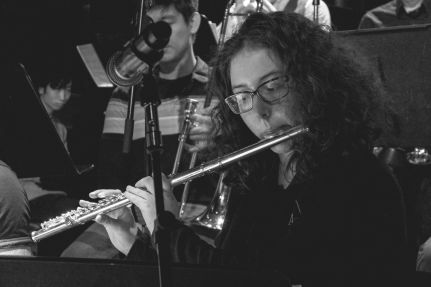 Co-op Big Band (photo: Delfina Cheb)